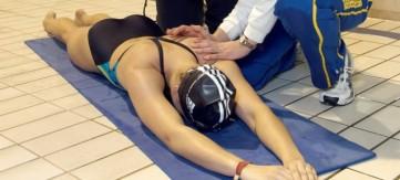 Swimmer Adjustment